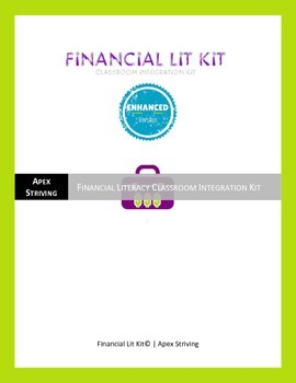 Financial Literacty Teaching Kit - Enhanced Classroom Econ
