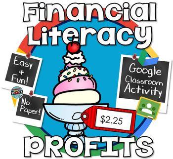 Financial Literacy - Calculating Profit and Loss - GOOGLE