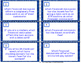 Financial Literacy - Checking Account Options Task Cards T