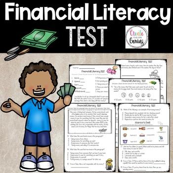 Financial Literacy Test - Personal Finance