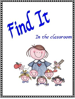 Find It:  In the Classroom