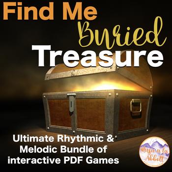 Find Me Buried Treasure: Ultimate Rhythmic and Melodic Bun