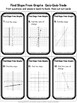 Find Slope From Graphs Quiz Quiz Trade Activity