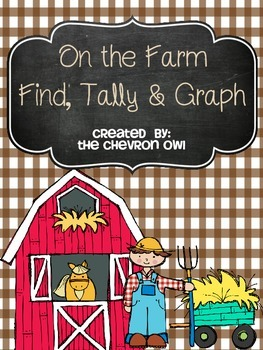 Find, Tally, and Graph on the Farm