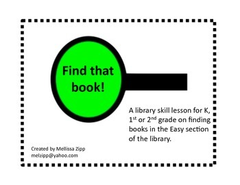 Find That Book!