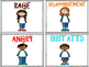 FEELINGS DEFINITIONS CARDS & Worksheets: How Do You Know Y