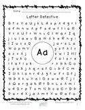 Find a Letter: Letter Detective
