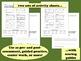 fraction of a number task cards + printables Find the Frac