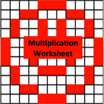 Find the Image Multiplication Worksheet