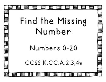 Find the Missing Number 0-20