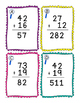 Find the Mistake Cards for Double Digit Addition and Subtr