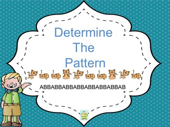 Find the Pattern