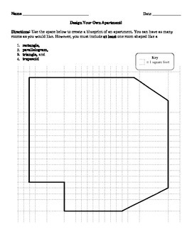 Finding Area Through Floor Plan Design