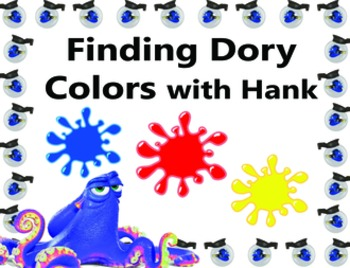 Finding Dory Colors with Hank
