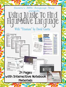 Finding Figurative Language Minilesson