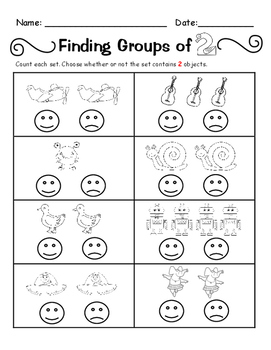 Finding Groups of 1-10