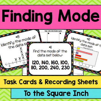 Finding Mode Task Cards