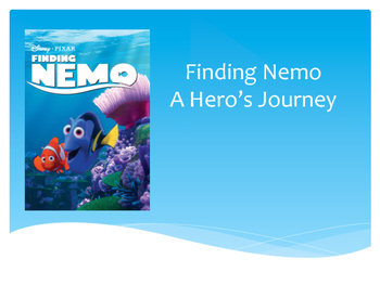 Finding Nemo and the Hero's Journey PPT