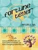 Finding Percent Fortune Teller Set