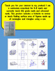 Finding Surface Area of Figures Using Nets Foldable