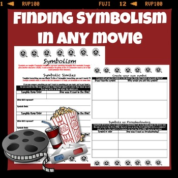 Finding Symbolism in any movie
