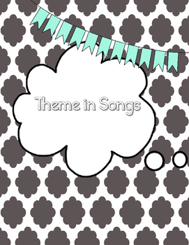 Finding Theme