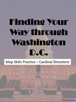 Finding Your Way Through Washington DC - Cardinal Directio