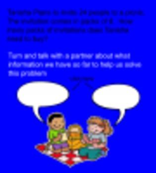 Grade 3 Go Math! 5.2 Finding an Unknown Factor-Interactive