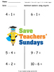 Number Line Subtraction Lesson Plans, Worksheets and More
