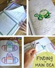 Finding the Main Idea - Interactive Notebook - 3-Days of F