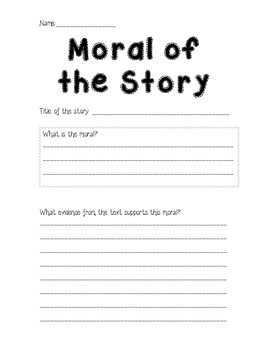 Finding the Moral