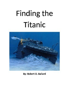 Finding the Titanic (modified)