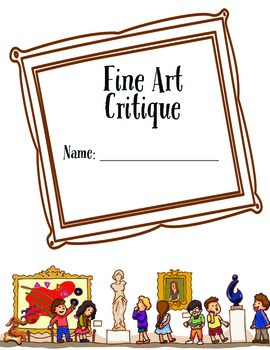 Fine Art Critique