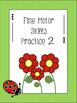 Fine Motor Skills Practice 2