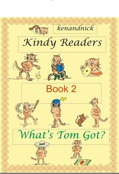 Fine Motor and Text Recognition - Kindy Reader 2 - What's