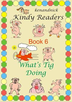 Fine Motor and Text Recognition - Kindy Reader 6 - What's