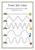 Fine motor assessment- very hungry caterpillar themed