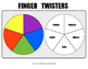 Finger Twisters - Fine Motor Skills Physical Therapy Finge