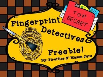Fingerprint Detectives