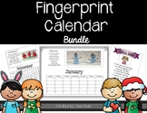 Fingerprint Calendar Bundle