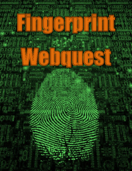 Fingerprint Webquest