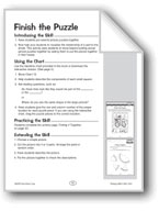 Finish the Puzzle