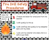 Fire Drill Procedures