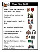 Fire Drill Social Story (One-Pager)