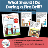 A Social Story for Fire Drills! What Should I Do During a