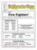 Fire Fighter -Reading Street (2013) 2nd Grade Unit 5 Week 1