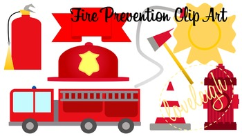 Fire Prevention Clip Art
