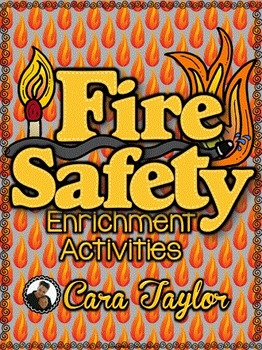 Fire Prevention / Safety Enrichment Activities for Young Learners