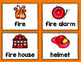 Fire Prevention/Safety: Write The Room