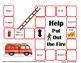 Fire Prevention Speech Therapy Freebie